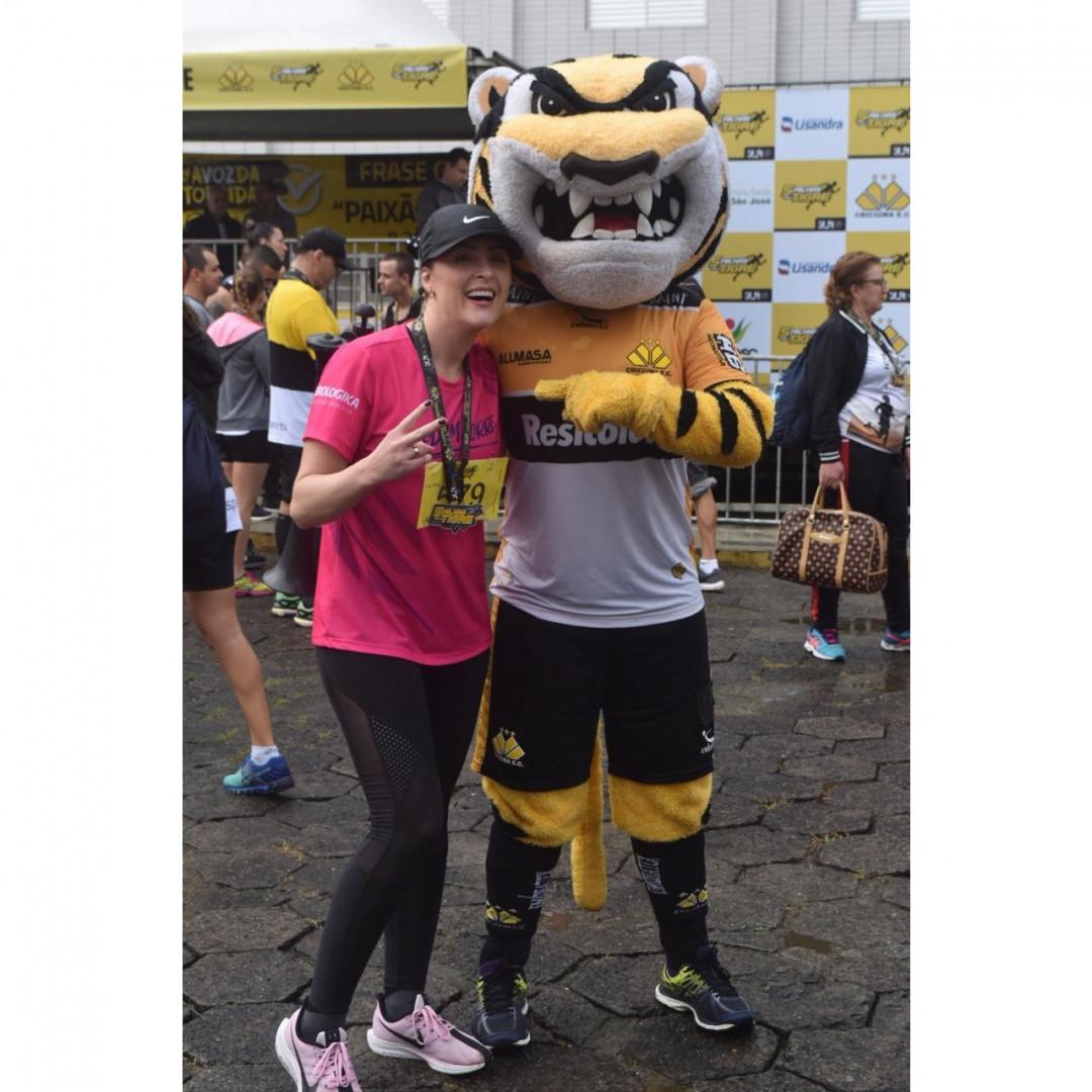 Corrida 5 milhas pelo Tigre